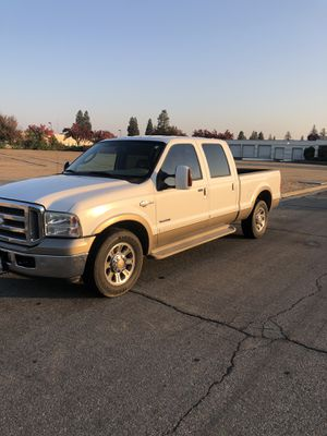 2006 F350 King Ranch for Sale in Fresno, CA