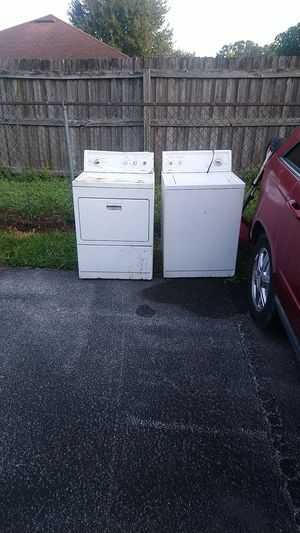 Kenmore washer and dryer for Sale in Lakeland, FL