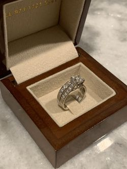 Diamond Wedding Set for Sale in San Jose,  CA
