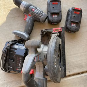 Porter Cable Tools for Sale in Clovis, CA