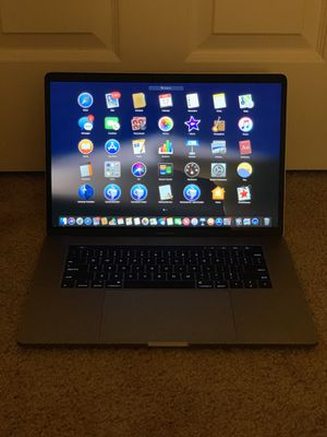 APPLE MACBOOK PRO 3.1 GHz Intel Core i7 (15-Inch, 2017 Model) 1TB w/ APPLECARE+ 2021 for Sale in Santa Clarita, CA