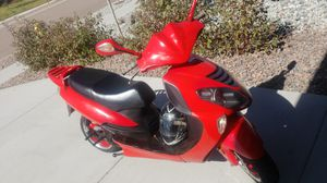 150 cc Rocketa scooter upgraded for Sale in Peyton, CO