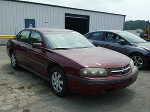 2002 Chevrolet Impala for Sale in Garfield Heights, OH