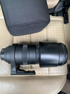 Sigma camera lens for Sale in Round Rock, TX