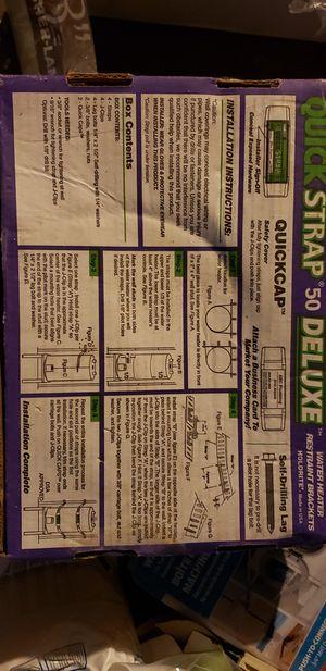 Quick strap (earthquake strap) for Sale in South Hill, WA
