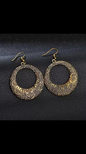Gold Earrings for Sale in Durham, NC