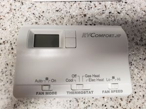 TRAVEL TRAILER Thermostat RV Comfort HP for Sale in Myrtle Beach, SC