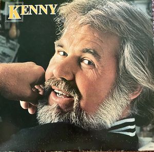 "Kenny Rogers ""Kenny"" Vinyl Album $6 for Sale in Ringgold, GA"