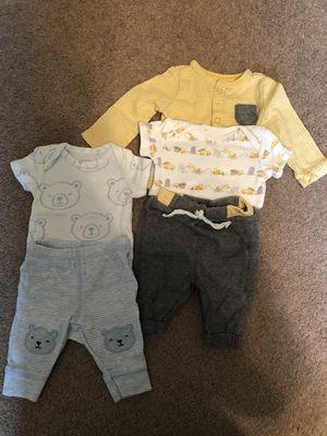 Newborn short sleeve outfits for Sale in Fairfax, VA