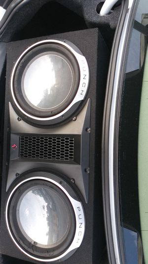 P3 punchers two twelves nice condition for Sale in Pinellas Park, FL
