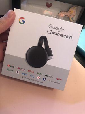 Google Chromecast for Sale in San Mateo, CA