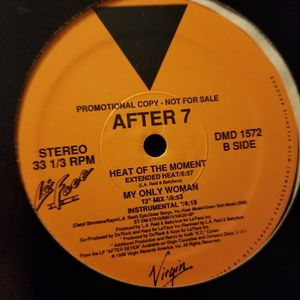 "Vinyl Record 12""Single- After7, Heat of the Moment for Sale in Wellington, FL"