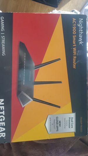 Nighthawk AC1900 Smart WiFi Router for Sale in Henderson, NV