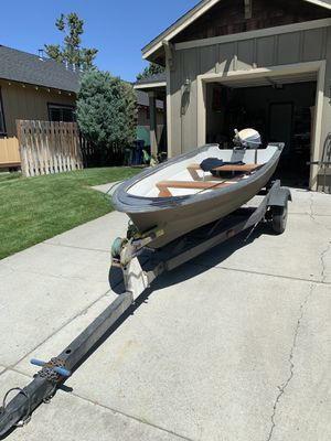 Boat for Sale in Bend, OR