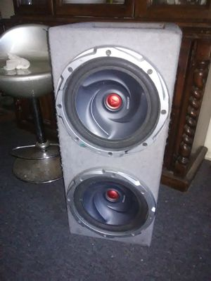 Kenwood subwoofers for Sale in Los Angeles, CA