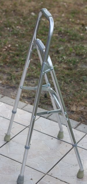 foldable 4 legged walker and bed pan & more for Sale in Kissimmee, FL