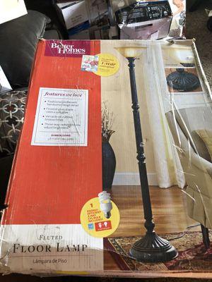 better homes flute lamp for Sale in Taylorsville, UT