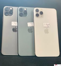 ON SALE UNLOCKED IPHONE 11 PRO MAX 256GB for Sale in Detroit,  MI