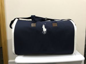 Polo Ralph Lauren weekender travel duffle garment bag Brand New for Sale in Brooklyn, NY
