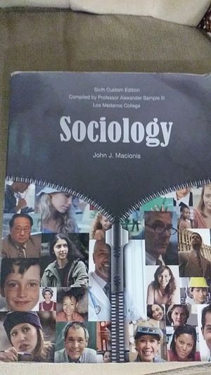 Sociology for Sale in Concord, CA