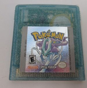 Pokemon crystal for Sale in South Gate, CA