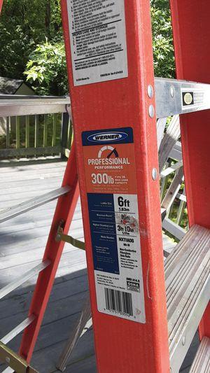 6ft Ladders for Sale in Farmville, VA