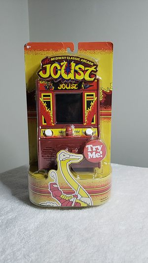 Joust Midway Classic Mini Arcade Game for Sale in Davie, FL