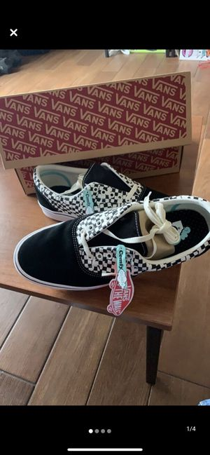 Vans (Comfy Cush) size 12 for Sale in Dayton, OH
