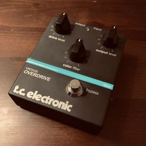 TC Electronic Vintage Overdrive Guitar Pedal for Sale in Universal City, TX