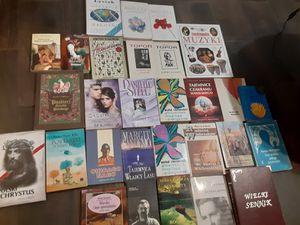 POLISH BOOKS POLSKIE KSIAZKI for Sale in River Grove, IL