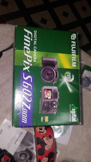 Fuji Finepix S602z Digital Camera for Sale in Lacey, WA