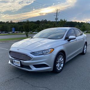 2017 Ford Fusion SE - 45k Miles for Sale in Sterling, VA