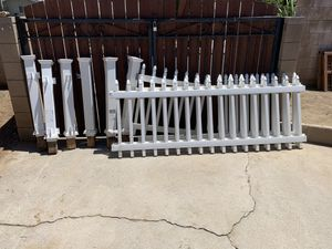 Vinyl Fence for Sale in Los Angeles, CA
