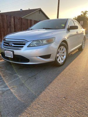 2010 Ford Taurus for Sale in Brea, CA