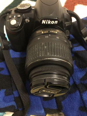 Nikon D3100 8-55mm for Sale in Philadelphia, PA