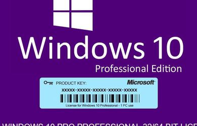 Windows 10 Pro Genuine 32/64 Bit Key (Always Available) for Sale in The Bronx,  NY