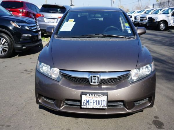 2010 Honda Civic Sdn