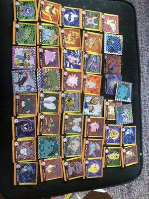 Pokemon sticker collection for Sale in Graytown, OH