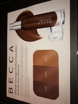 Becca Foundation Samples for Sale in Orange, CA