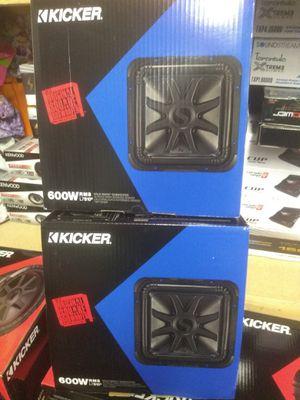 """NEW!!! Kicker 10"""" L7 Subwoofer for Sale in Phoenix, AZ"""
