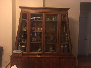 Antique hutch/china cabinet for Sale in Boston, MA