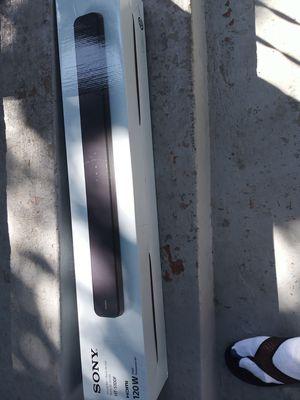 Sony 1200 watt sound bar for Sale in Oakland, CA