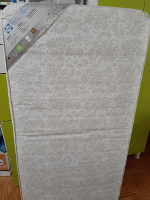 Sealy Ortho Rest Crib mattress and toddler mattress for Sale in Alexandria, VA