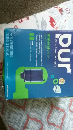 Brand new in sealed box 2 Pur water filters for Sale in Tempe, AZ