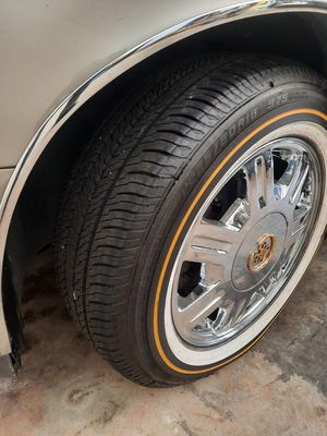 White Wall Vogue tires / wheels for Sale in Atlanta, GA