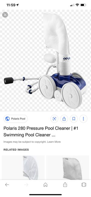 Polaris 280 Pressure Pool Cleaner for Sale in Brentwood, TN