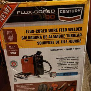 Flux Corded Wire Welder 90 for Sale in DeSoto, TX