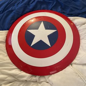 Captain America Shield for Sale in Montgomery Village, MD