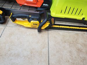 BRAND NEW Dewalt 20v hedgers only 75$!!! Tool only for Sale in Fort Worth, TX