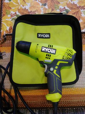 Ryobi Corded Hand Drill for Sale in Big Bear, CA